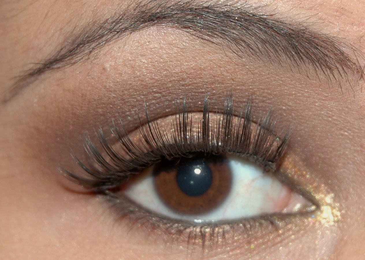 Maquillage yeux marron, j'ai une methode infaillible