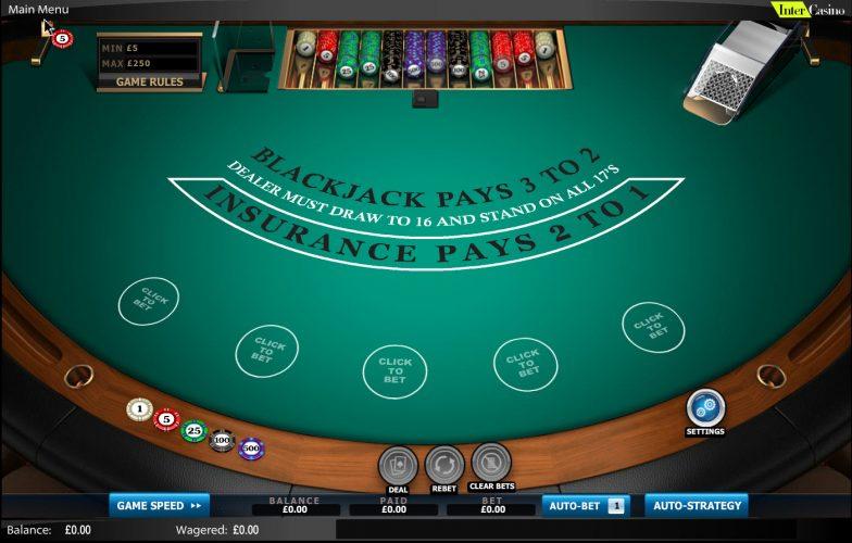 Blackjack, le jeu de cartes à connaître