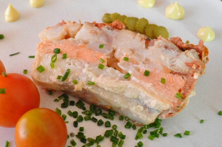 Terrine de poisson, quelle est la bonne recette ?